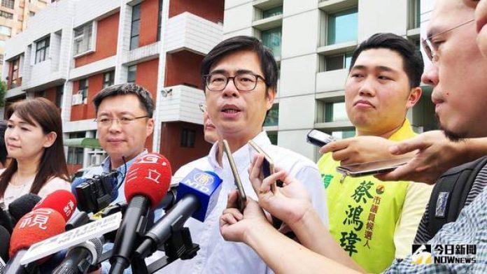 ▲民進黨高雄市長候選人陳其邁。(圖/ NOWnews 資料照)