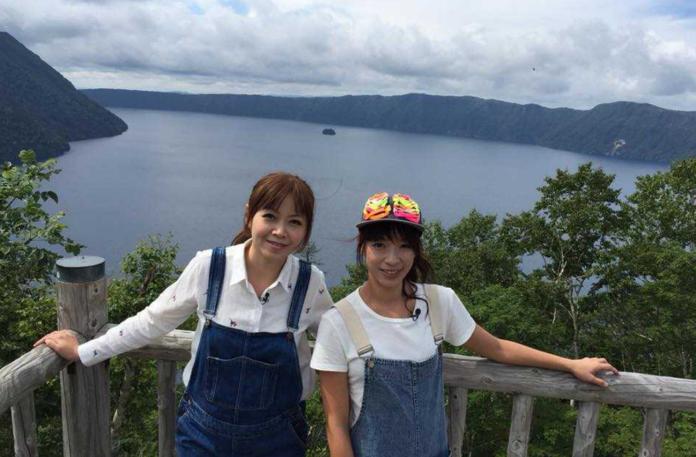 <b>段慧琳</b>強碰日本強震 報平安繼續攻百嶽