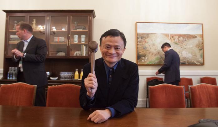 ▲阿里巴巴集團宣布,創辦人馬雲將於2019年9月10日正式卸任董事局主席職務。(圖/摘自馬雲微博)