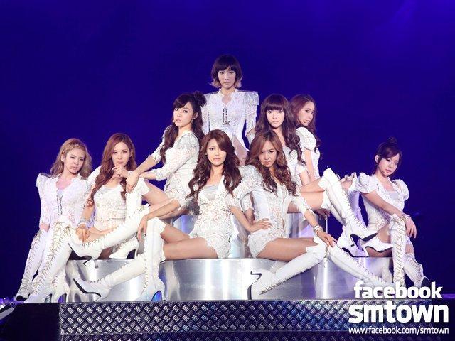 少女時代不論韓國或海外,演唱會門票總是一票難求。(圖/SM臉書)