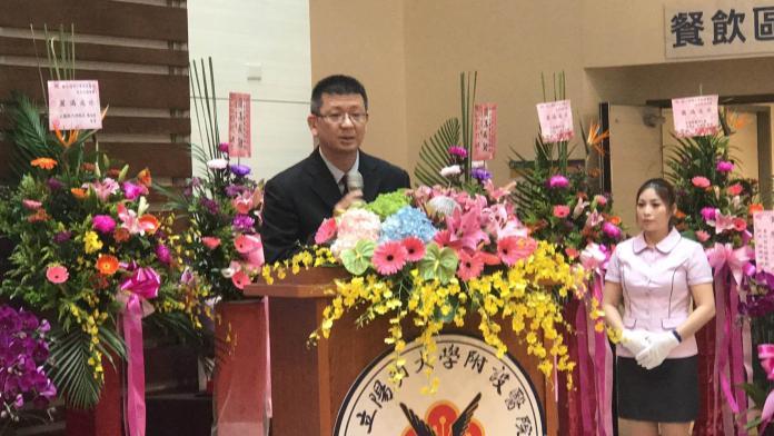 陽明醫院首位宜蘭在地院長 楊純豪:續往醫學中心邁進