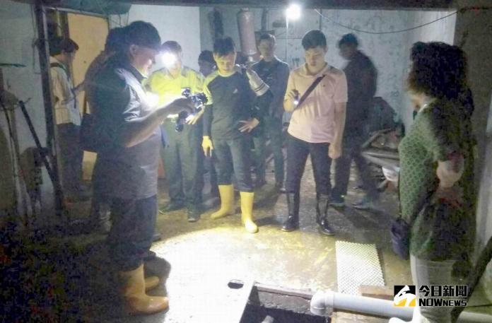 地下室滲水 高市工務局:應立即請專業技師處理