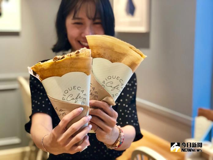 影/A4日本和牛只賣200元 和牛可麗餅期間限定登場