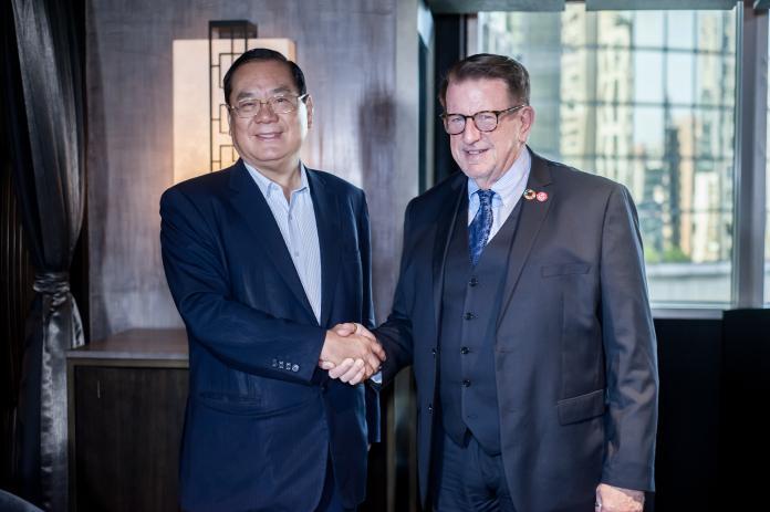 世盟與聯合國NGO執委會 台北舉辦2018國際自由民主論壇