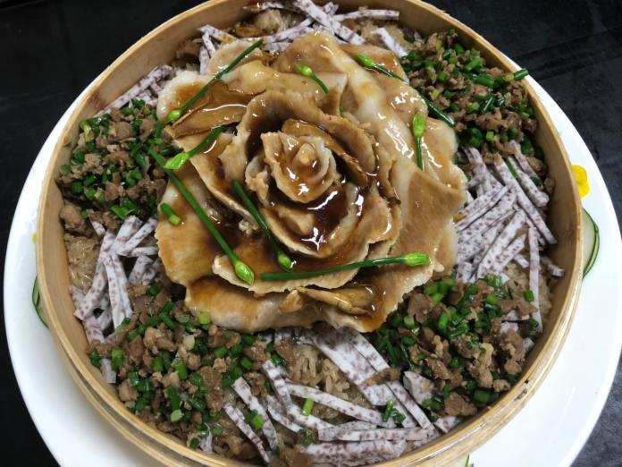 花團錦簇花博餐點   為花博會帶來浪漫前奏曲