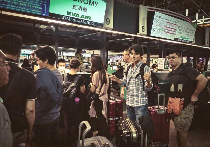 ▲ 對廖科溢來說,旅行很好玩,就跟人生一樣。(圖/亞旅台提供 , 2018.9.6)