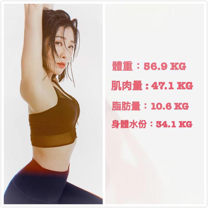 KIMIKO自曝「全身83%肌肉量」 館長酸:屌打95%男性