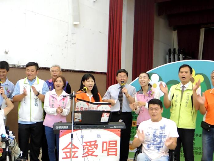 影/第35屆「炬光盃」全國身心障礙者歌唱比賽