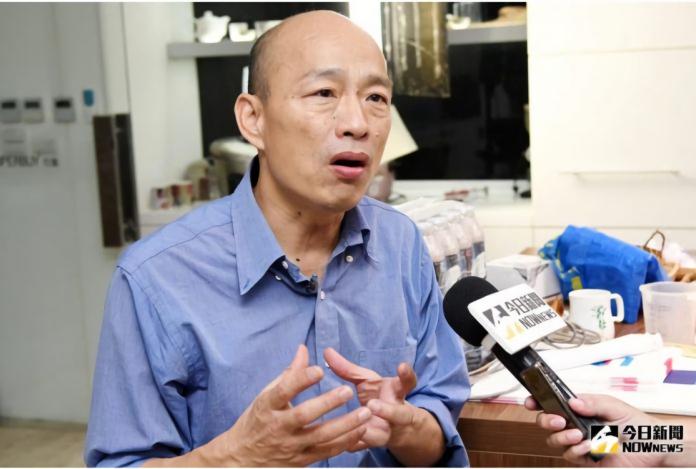 ▲韓國瑜提出「醫療觀光」政見,喊出「全亞洲最便宜的治療癌症」,引發網友討論。(圖/NOWnews資料照)