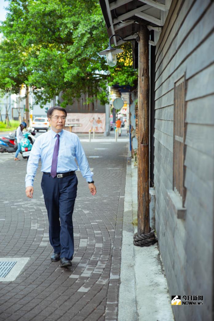 文化部老建築再生 黃偉哲支持為台南保存更多美麗記憶