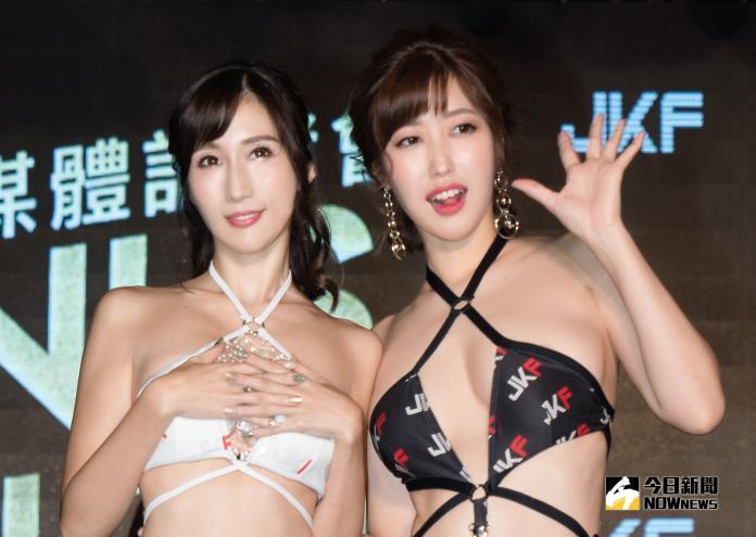 日AV「最強BODY」Julia又來啦 中文甜喊:我想要