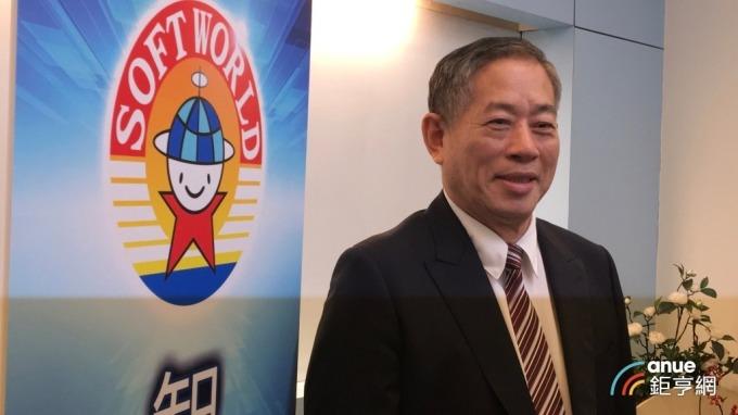 ▲ 智冠集團董事長王俊博。(鉅亨網資料照)