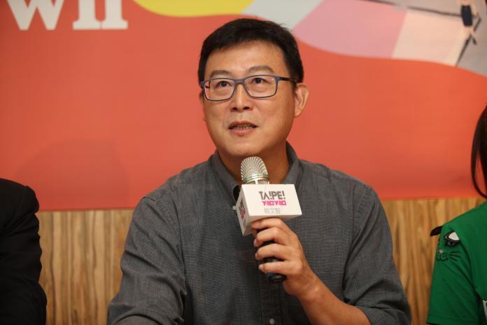 ▲民進黨台北市長候選人姚文智。(圖/姚文智辦公室提供 2018.9.26)
