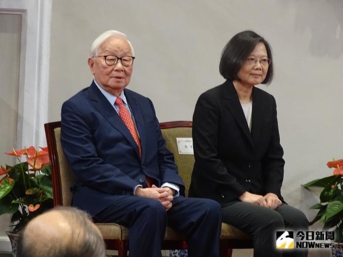 ▲APEC將在今年11月中舉行,蔡英文總統3日宣布台積電前董事長張忠謀為台灣領袖代表。(圖/記者呂炯昌攝.2018.10.3)