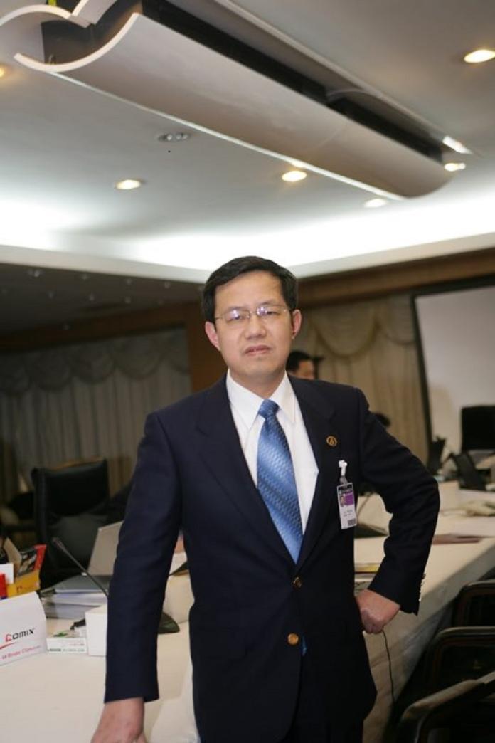 ▲世界區塊鏈組織 WBO 積極推動數位經濟特區計畫,圖為總幹事鄭曉軍。(圖/ WBO 提供)