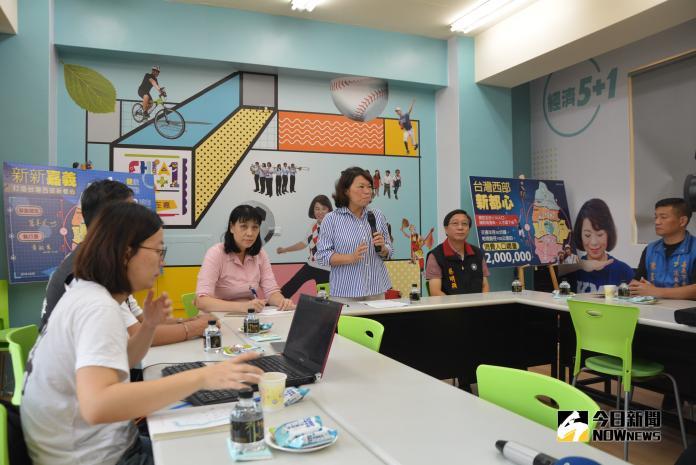 回應三問攻擊函 黃敏惠公開澄清說明