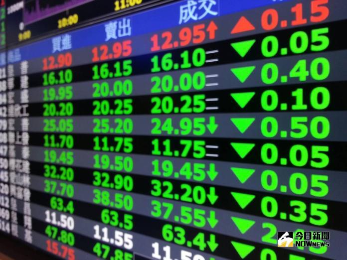 ▲台股收盤失守萬點大關。(圖/NOWnews 資料照片)