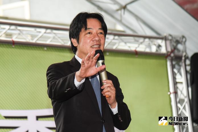 行政院長賴清德。(圖/記者陳明安攝,2018.10.12)