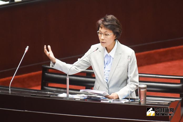 ▲國民黨立委黃昭順。(資料圖/記者陳明安攝,2018.10.12)
