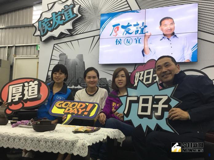 侯友宜發表首支個人形象CF  希望找回台灣古意的精神