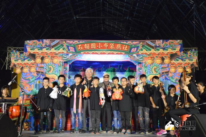 布袋戲國寶黃俊雄壓軸 雲林國際偶戲節精彩閉幕
