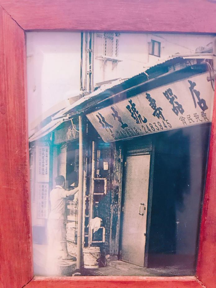 ▲過去廟美街總是給人森冷的印象,讓人不敢踏入其中。(圖/記者汪瑋琪攝)