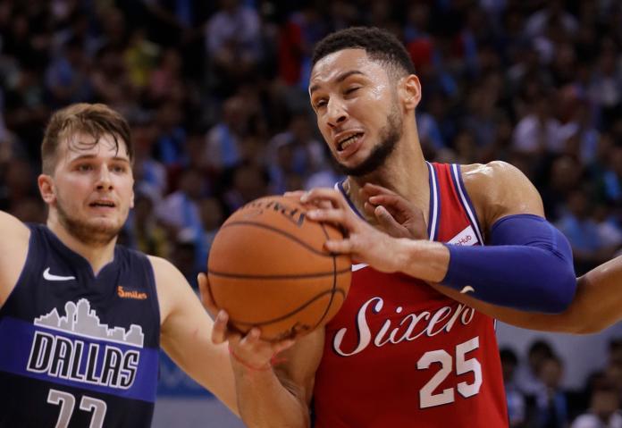 NBA/西蒙斯背部傷勢比預期嚴重 76人已做好最壞打算