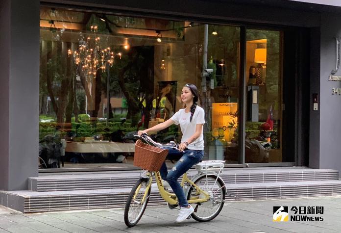 ▲今(23)日遠傳電信宣佈攜手台灣自行車龍頭捷安特,獨家推出創新服務「輕.移動」方案。(圖/記者劉士成攝,2018.10.23)