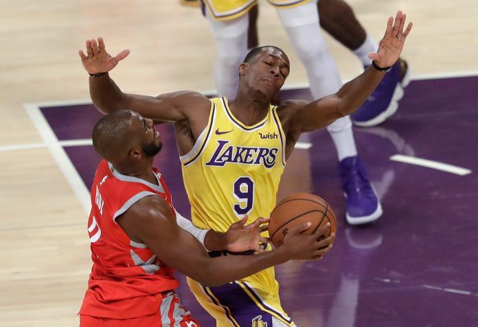 NBA/美媒爆料 湖人控衛朗多練習受重傷