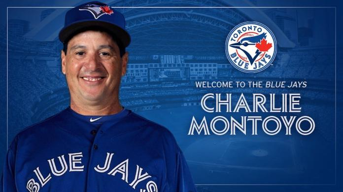 ▲Charlie Montoyo接任藍鳥隊新總教練(圖/藍鳥隊推特)