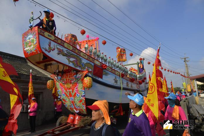 2018麥寮王船祭登場2