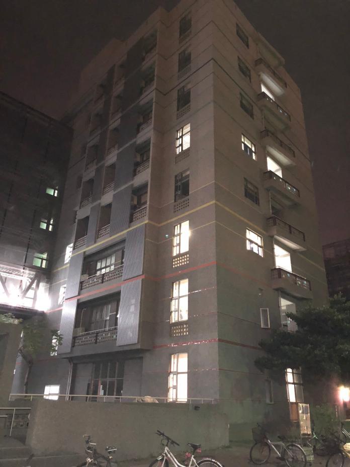 成大社科院北棟大樓