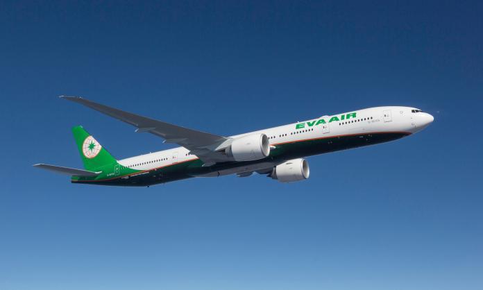 EVA Air Boeing 777-300ER
