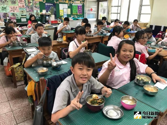 中市教育局守護校園食安 推動學校午餐6大政策