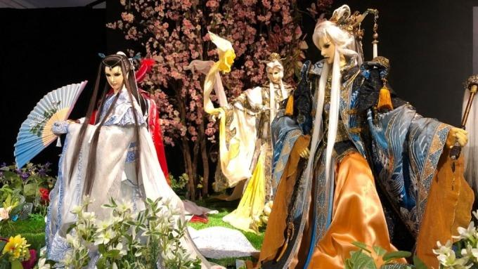 ▲ 霹靂6月底於中正紀念堂舉辦「霹靂藝術科幻特展」。(圖:霹靂提供)