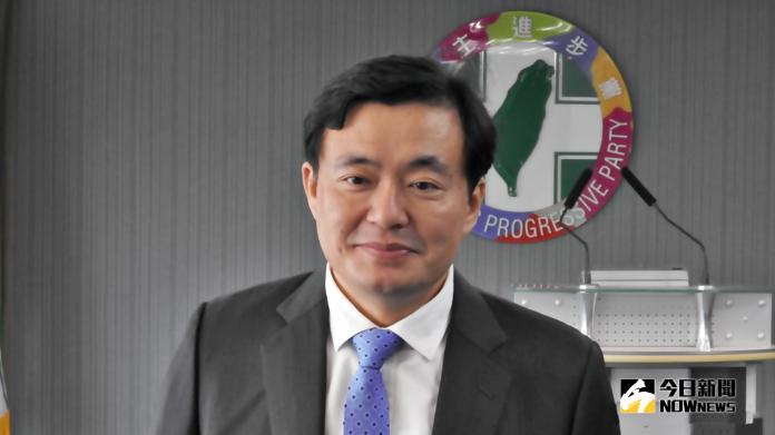 民進黨祕書長洪耀福。( 資料照 / 記者 陳弘志攝 )