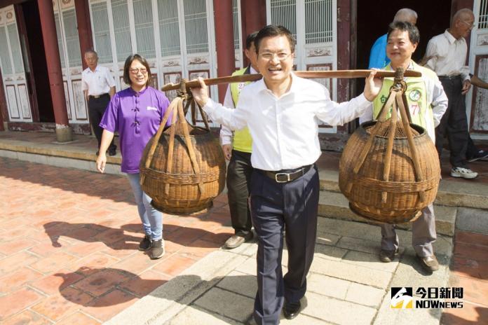 影/彰化縣社區營造成果展 相約在彰化孔子廟