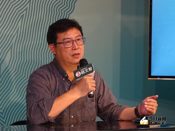 NOW晚報/姚稱若韓當選「大陸將嘲笑台灣民主」