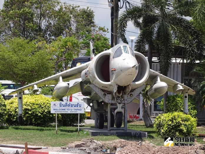 ▲泰國12月1日起實施免落地簽證費2個月,圖為泰國東部烏打拋軍民合用的國際機場。(圖/記者呂炯昌攝)