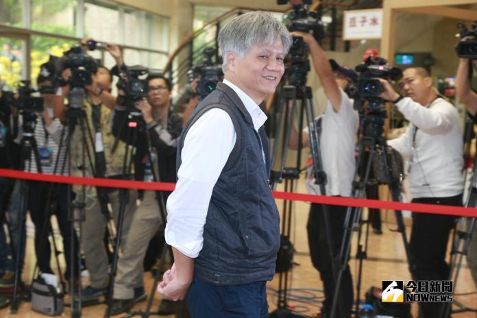 ▲吳蕚洋出席台北市長候選人辯論會。(圖/記者葉政勳攝 , 2018.11.10)