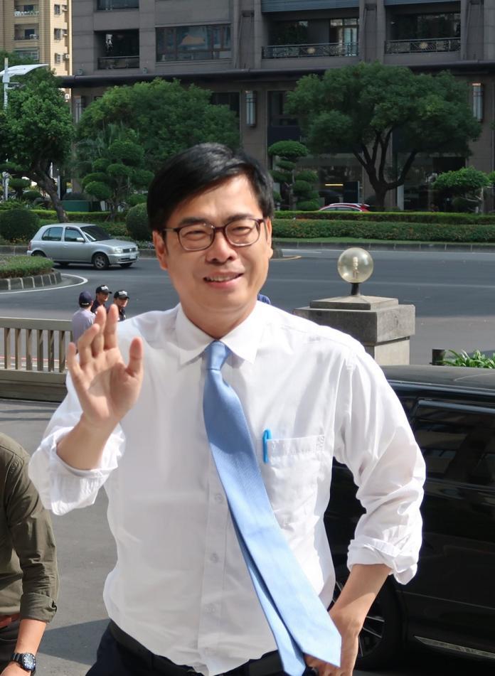 高雄市長政見會 陳其邁籲支持真理解高雄的人