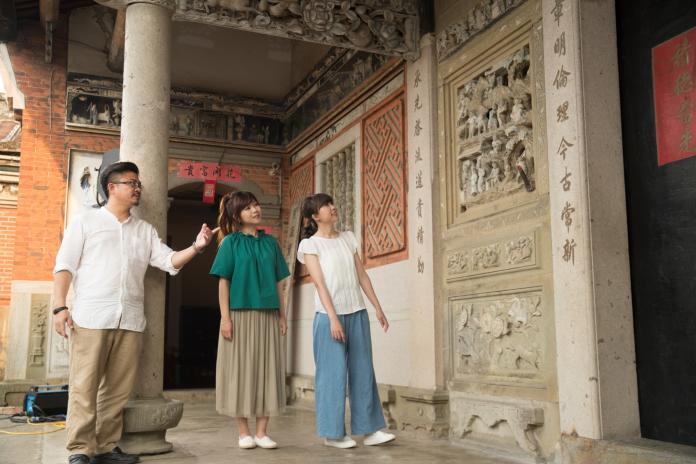 文化局素人麻豆拍MV認識關西 建築大師談客家三合院特色