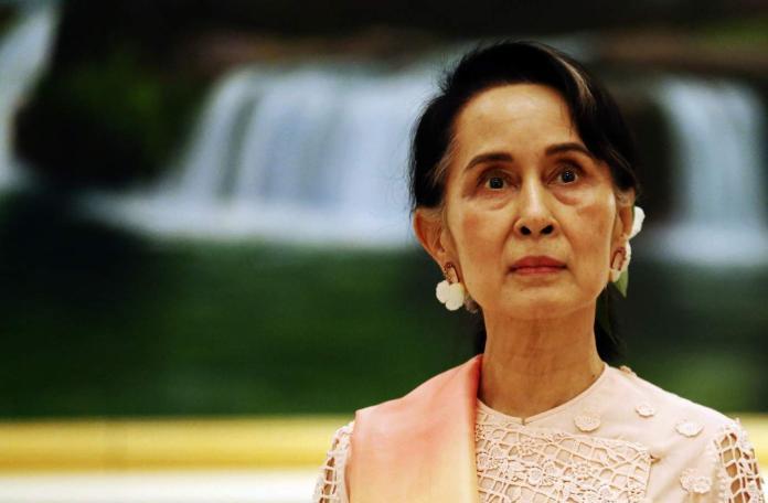 翁山蘇姬被加控罪名 美方關切籲北京加入譴責