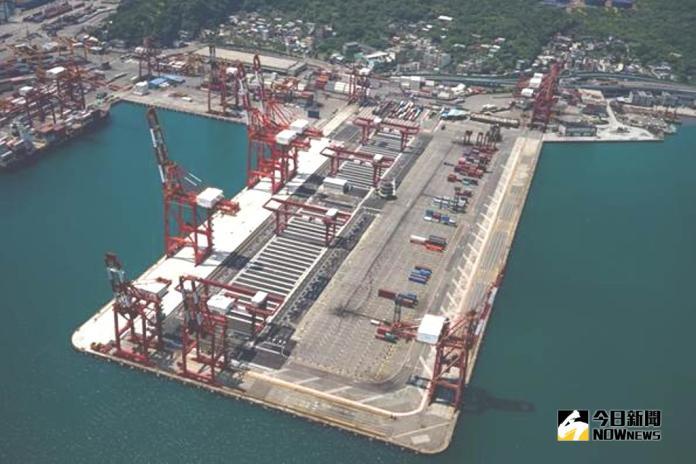 ▲台灣港務公司高雄港務分公司落實高雄港碼頭維護管理機制。(圖/記者黃守作攝)