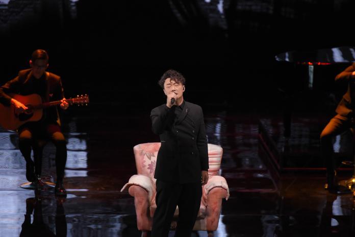 金馬55/陳奕迅音準飄移 網:是有什麼現場魔咒