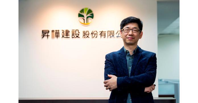 ▲昇樺建設總經理谷念勝。(圖/公關照片)