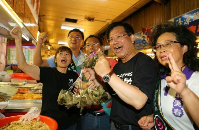 林佳龍:感謝韓國瑜肯定台中 樂意經驗分享