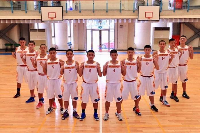光復高中籃球隊。(圖/取自光復高中官網)