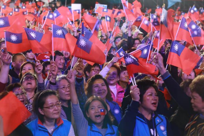 ▲國民黨派出高雄市長韓國瑜代表參選,而與他同期的其他競爭者動向成謎,不知道他們的下一步會有什麼動作。(示意圖/記者葉政勳攝)