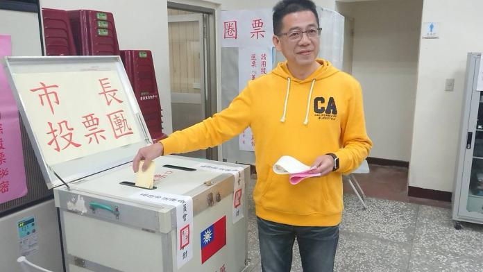 謝立功傳任民眾黨秘書長 國民黨:不排除開除黨籍